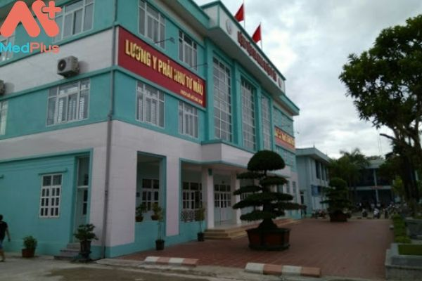 Trung Tâm y tế huyện Ý Yên