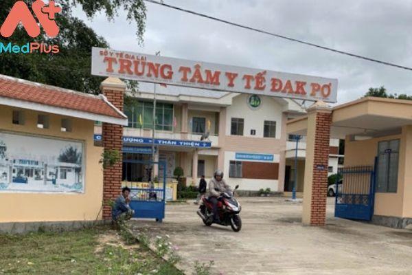 Trung tâm y tế huyện ĐakPơ