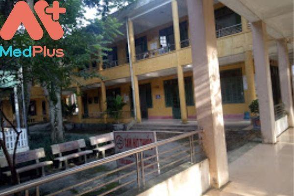 Trung tâm y tế huyện Đà Bắc