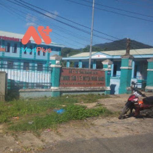 Trung tâm y tế huyện Đông Giang