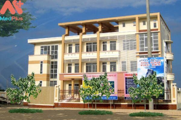 Trung tâm Y tế huyện Đông Hòa