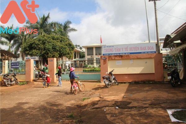 Trung tâm y tế huyện ĐăkĐoa