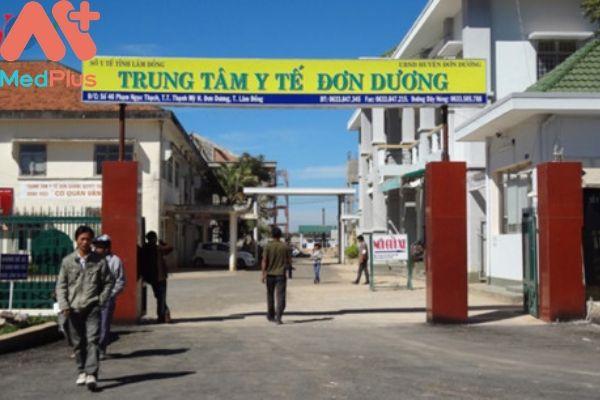 Trung tâm y tế huyện Đơn Dương