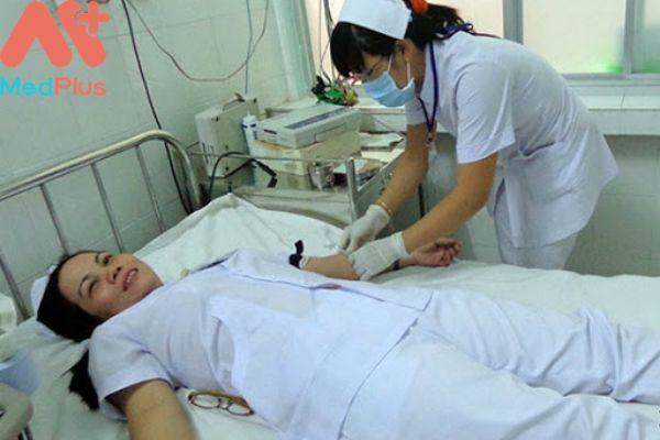 Trung tâm y tế huyện Đạ Huoai