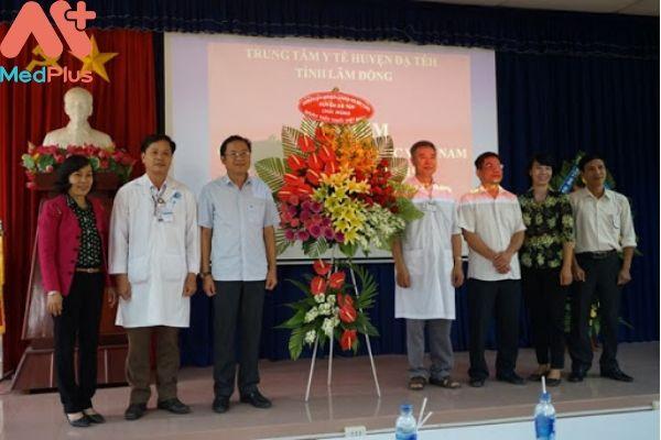Trung tâm y tế huyện Đạ Tẻh