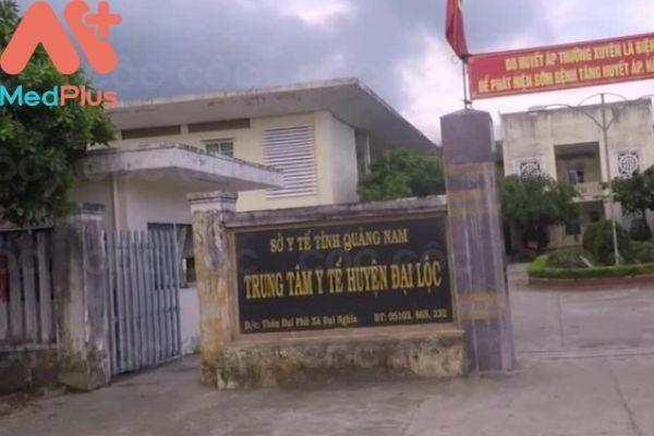 Trung tâm y tế huyện Đại Lộc