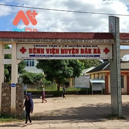 Trung tâm y tế huyện Đắk Hà - Tỉnh Kon Tum