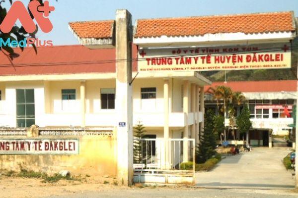 Trung tâm y tế huyện ĐắkGlei
