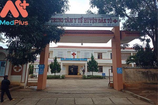 Trung tâm y tế huyện ĐắkTô