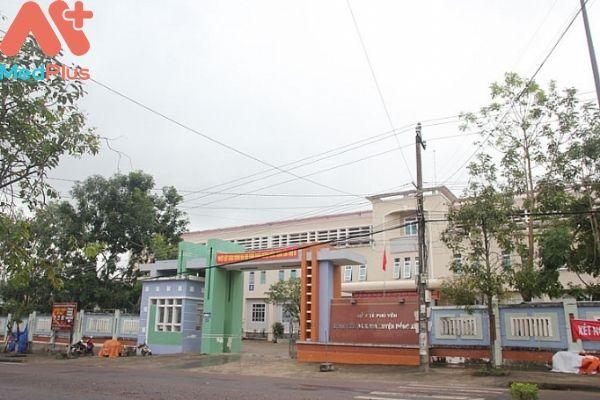 Trung tâm Y tế huyện Đồng Xuân