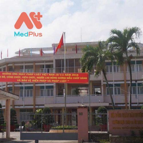 Trung tâm y tế huyện Đức Huệ