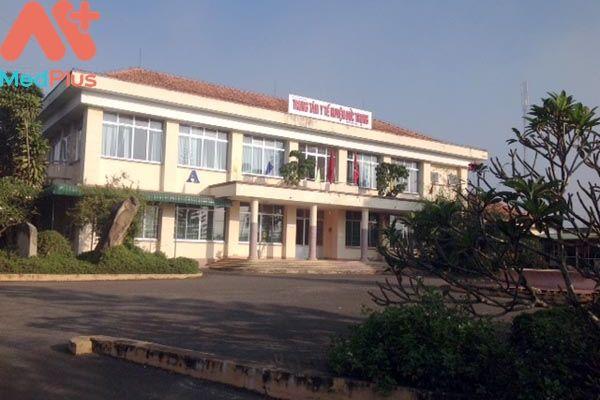 Trung tâm y tế huyện Đức Trọng