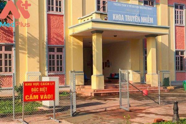 Trung tâm y tế huyện Điện Biên