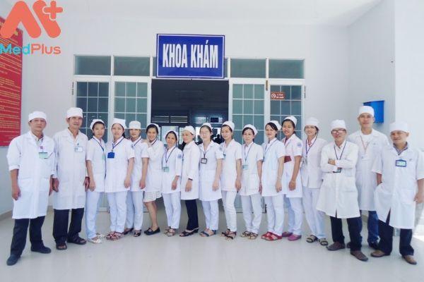 Trung tâm y tế huyện Cam Lâm