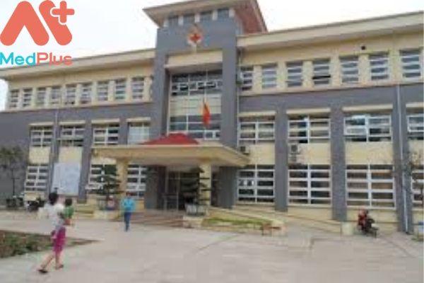 Trung tâm y tế huyện Cao Lộc