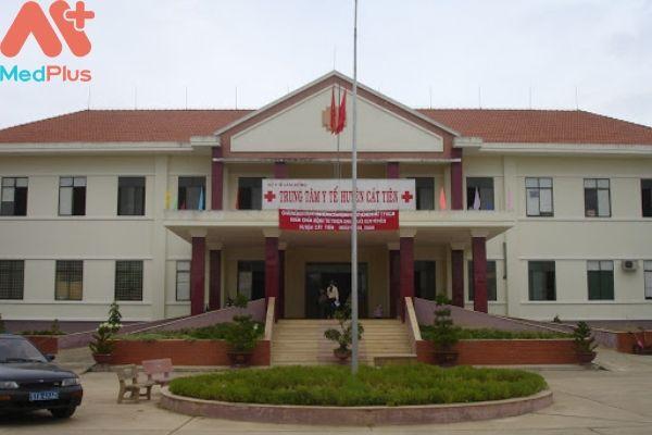 Trung tâm y tế huyện Cát Tiên