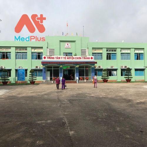 Trung tâm y tế huyện Chơn Thành