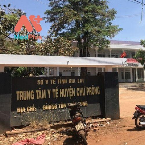 Trung tâm y tế huyện Chư Prông - Tỉnh Gia Lai