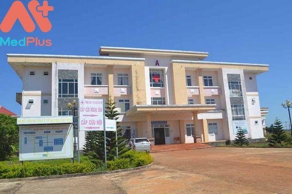 Trung tâm y tế huyện ChưPưh