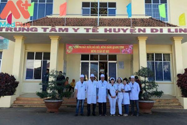 Trung tâm y tế huyện Di Linh