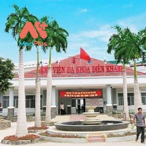 Trung tâm y tế huyện Diên Khánh