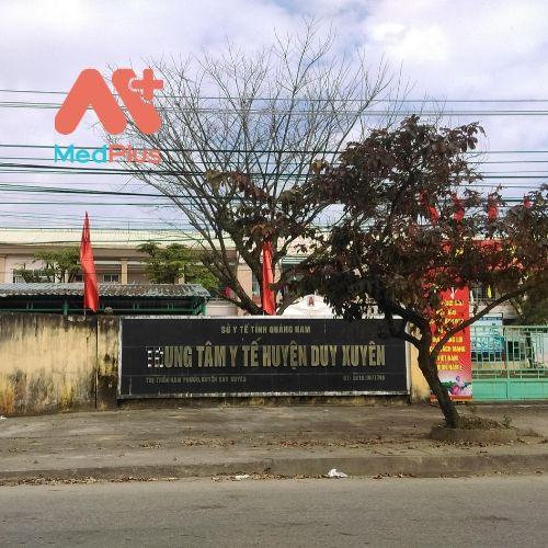 Trung tâm y tế huyện Duy Xuyên
