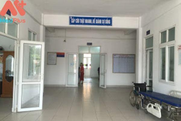 Trung tâm y tế huyện Giao Thủy