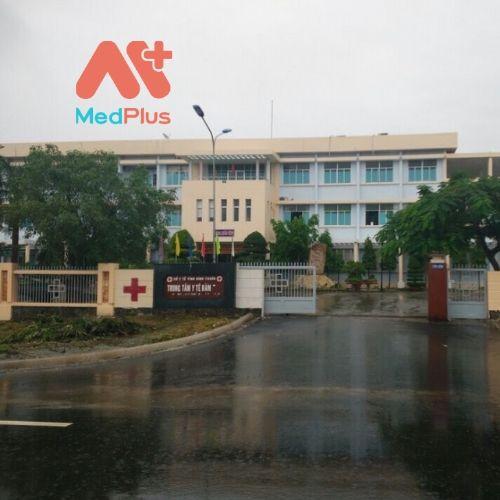 Trung tâm y tế huyện Hàm Tân - Tỉnh Bình Thuận
