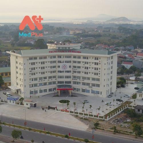 Trung tâm y tế huyện Hải Hà