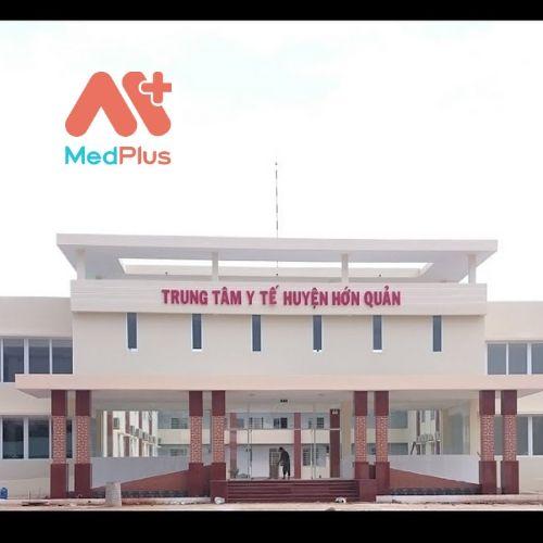 Trung tâm y tế huyện Hớn Quả