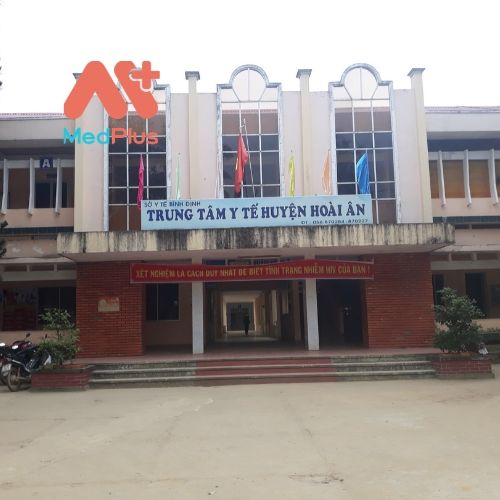 Trung tâm y tế huyện Hoài Ân