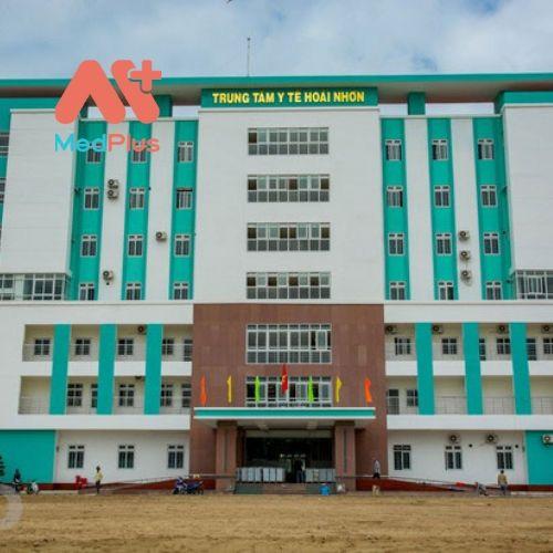Trung tâm y tế huyện Hoài Nhơn