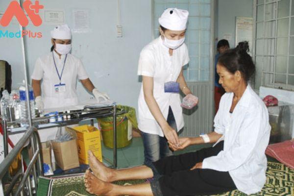 Trung tâm y tế huyện IaPa
