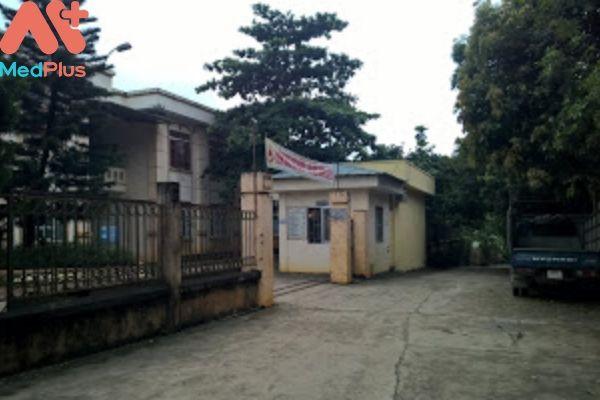 Trung tâm y tế huyện Kỳ Sơn