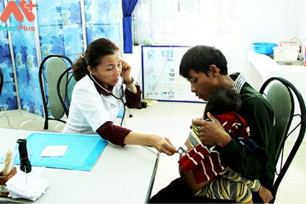 Trung tâm y tế huyện Khánh Sơn