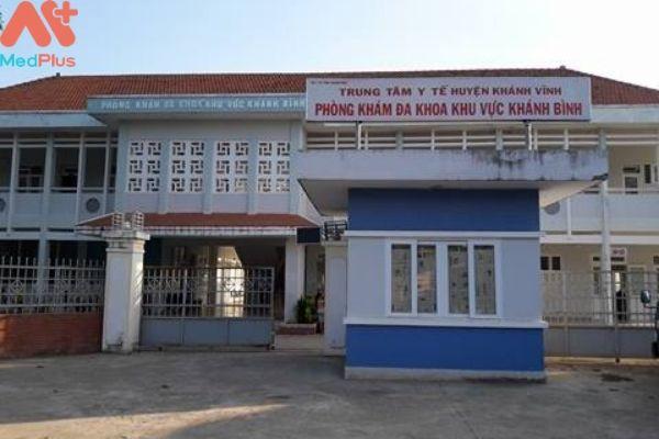 Trung tâm y tế huyện Khánh Vĩnh