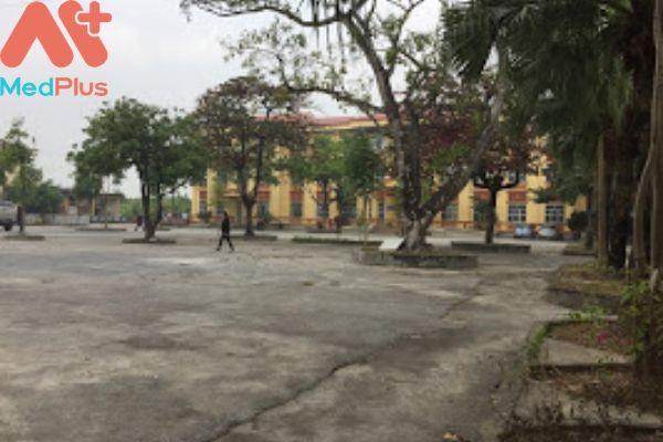 Trung tâm y tế huyện Kim Bảng