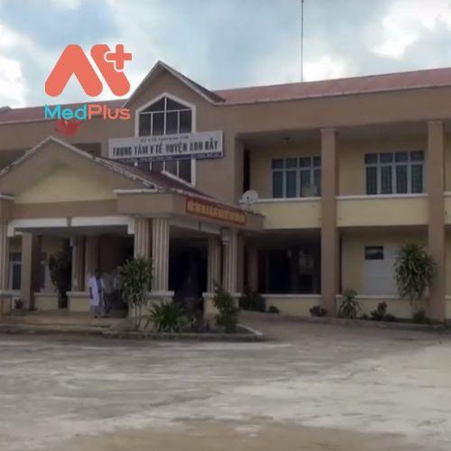 Trung tâm y tế huyện Kon Rẫy