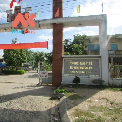 Trung tâm y tế huyện Krông Pa - Tỉnh Gia Lai