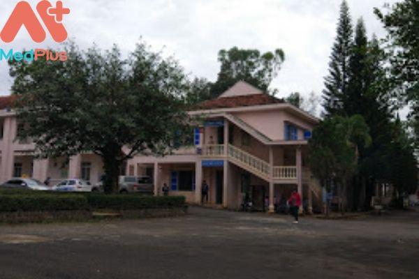 Trung tâm y tế huyện Lâm Hà