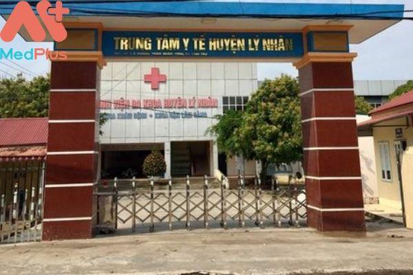 Trung tâm y tế huyện Lý Nhân