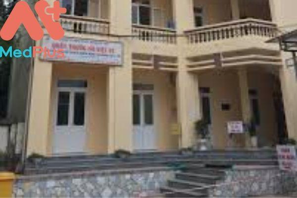 Trung tâm y tế huyện Lương Sơn
