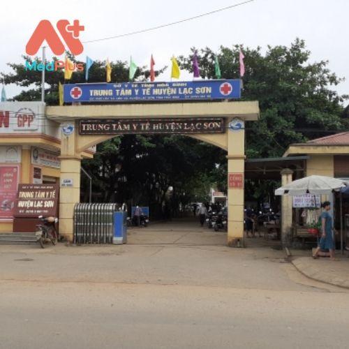 Trung tâm y tế huyện Lạc Sơn
