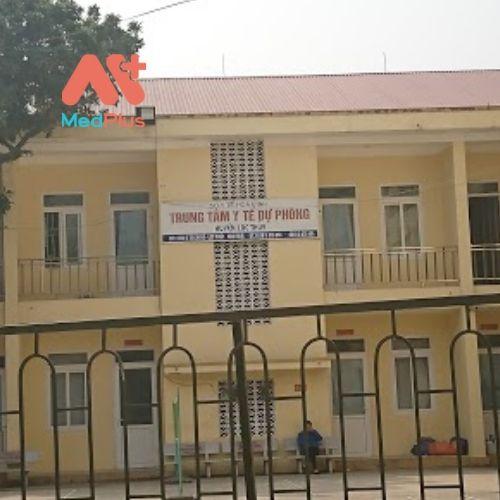 Trung tâm y tế huyện Lạc Thủy