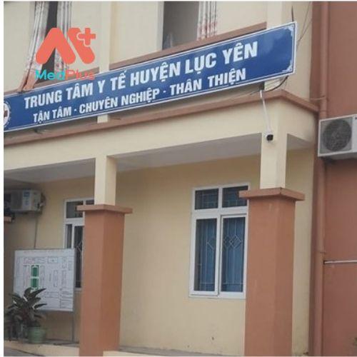 Trung tâm y tế huyện Lục Yên