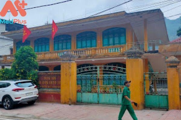 Trung tâm y tế huyện Mai Châu