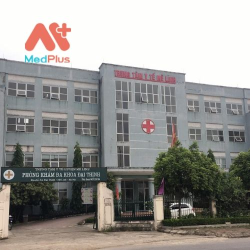 Trung tâm y tế huyện Mê Linh