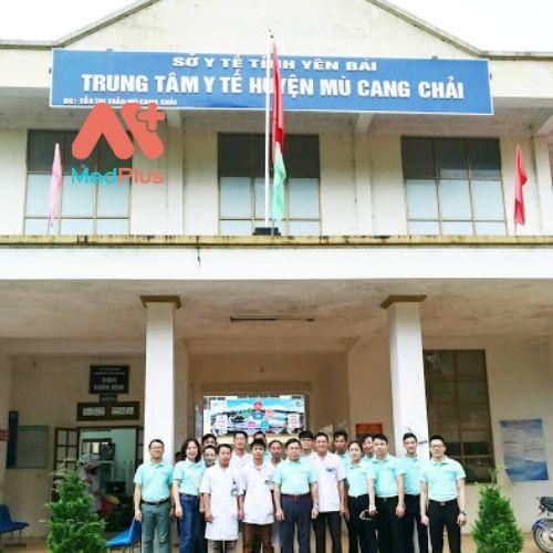 Trung tâm y tế huyện Mù Cang Chải - Tỉnh Yên Bái