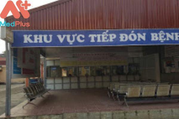 Trung tâm y tế huyện Mường Chà