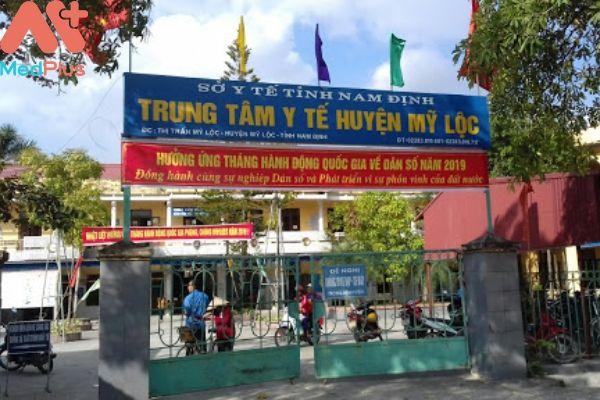 Trung tâm y tế huyện Mỹ Lộc